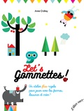 Anne Crahay - Let's gommettes !.
