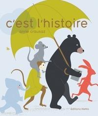 Anne Crausaz - C'est l'histoire.