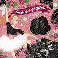 Anne Cresci - Cartes à gratter brillantes danse - Avec 8 cartes, 1 bâtonnet.