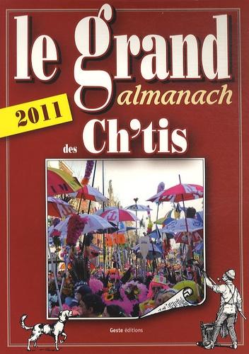 Anne Crestani - Grand almanach des ch'tis 2011.