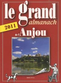 Anne Crestani - Le grand almanach de l'Anjou.