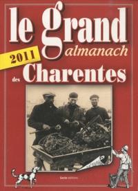 Anne Crestani - Le grand almanach des Charentes.
