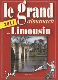 Anne Crestani - Le grand almanach du Limousin.