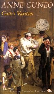 Anne Cuneo - Gatti's Variétés.