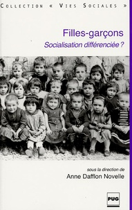 Anne Dafflon Novelle - Filles-garçons - Socialisation différenciée ?.