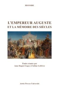 Histoiresdenlire.be L'empereur Auguste et la mémoire des siècles - Actes des journées d'études de Dijon (28 novembre 2014) et Arras (23 mars 2015) Image