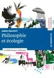 Anne Dalsuet - Philosophie et écologie.
