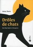Anne Davis - Drôles de chats.