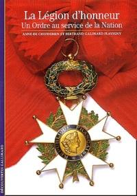 Histoiresdenlire.be La Légion d'honneur. Un Ordre au service de la Nation Image