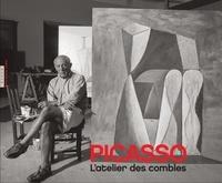 Anne de Staël et Michel Sima - Picasso - L'atelier des combles.