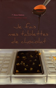 Deedr.fr Coffret Je fais mes tablettes de chocolat - Avec un moule à tablettes Image
