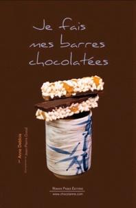 Je fais mes barres chocolatées - Avec moule en silicone Moulflex.pdf