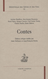 Anne Defrance - Contes.