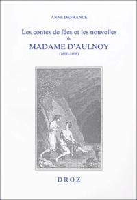 Les contes de fées et les nouvelles de Madame DAulnoy (1690-1698) - Limaginaire féminin à rebours de la tradition.pdf
