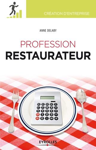 Profession restaurateur - 9782212193282 - 12,99 €