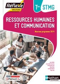 Anne Delalix et Anne-Sophie Grossemy - Ressources humaines et communication Tle STMG.