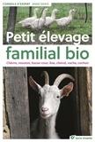 Anne Denis - Petit élevage familial bio - Chèvre, mouton, basse-cour, âne, cheval, vache, cochon.