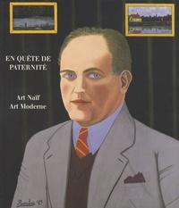 Anne Devroye-Stilz et Michèle Perez - En quête de paternité - Art Naïf - Art Moderne Opus I.