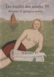 Anne Devroye-Stilz - Les inédits des années 30 - Bonnier et quelques autres....