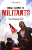 Anne Dhoquois - Militants.