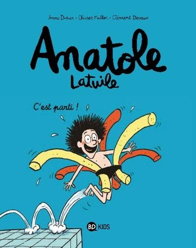 Anatole Latuile Tome 1 C'est parti !