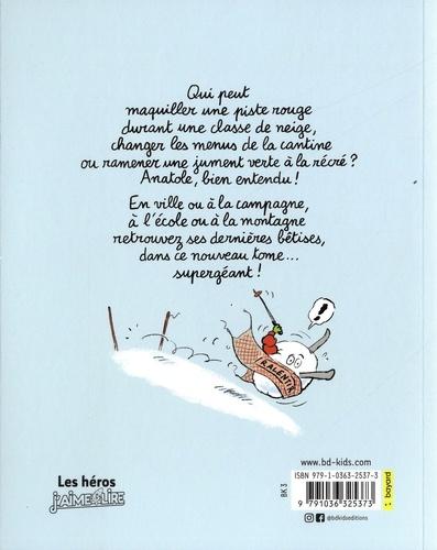 Anatole Latuile Tome 14 Supergéant !