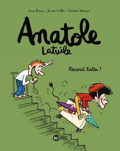 Anatole Latuile Tome 4 Record battu !