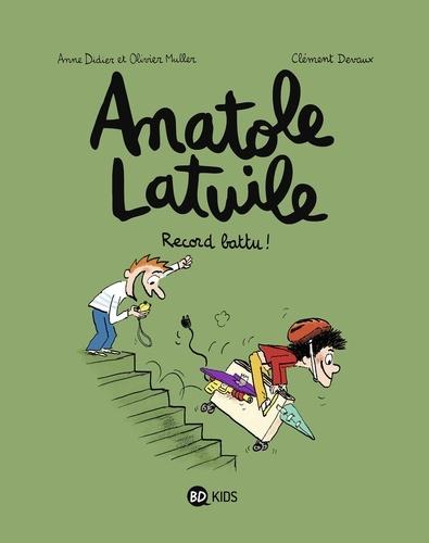 Anatole Latuile - Tome 4 -  Record battu !