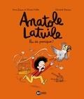 Anne Didier et Olivier Muller - Anatole Latuile Tome 6 : Pas de panique !.