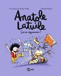 Anne Didier et Olivier Muller - Anatole Latuile Tome 7 : Ca va dégominer !.