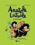 Anne Didier et Olivier Muller - Anatole Latuile Tome 9 : Ca déménage !.