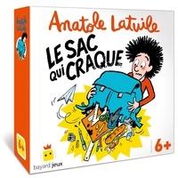 Anne Didier et Olivier Muller - Anatole Latuile - Le sac qui craque.