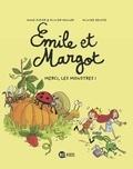 Anne Didier et Olivier Muller - Émile et Margot, Tome 04 - Merci, les monstres !.