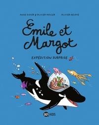 Emile et Margot Tome 10 - Anne Didier |