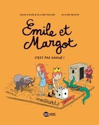Anne Didier et Olivier Muller - Emile et Margot Tome 11 : C'est pas gagné !.