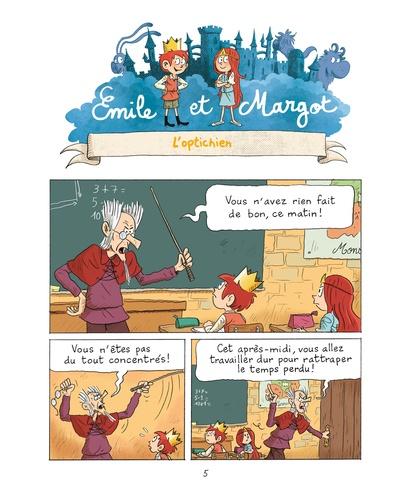 Emile et Margot Tome 3 Un bazar monstre !
