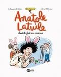 Anne Didier et Olivier Muller - Un roman Anatole Latuile Tome 2 : Anatole fait son cinéma.