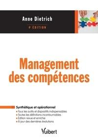Anne Dietrich - Management des compétences.