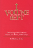 Anne - Directives pour notre temps - Volume 7, Salutations du ciel.