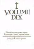 Anne - Directives pour notre temps - Volume 10, Jésus parle à Ses apôtres.