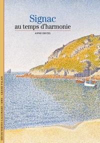 Anne Distel - Signac - Au temps d'harmonie.