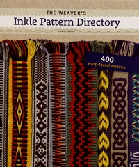 Anne Dixon - The Weaver's Inkle Pattern Directory.
