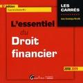Anne-Dominique Merville - L'essentiel du droit financier.