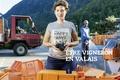 Anne-Dominique Zufferey-Périsset et Mélanie Hugon-Duc - Etre vigneron en Valais.