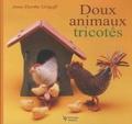 Anne-Dorthe Grigaff - Doux animaux tricotés.