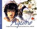 Anne Douillet - Aquino, l'enfant de la grotte ornée du Pont d'Arc, Ardèche.