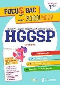 Anne Doustaly et Stéphan Arias - HGGSP Spécialité Tle.