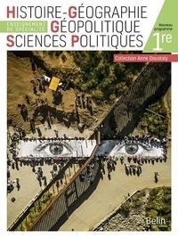 Anne Doustaly - Histoire-Géographie Géopolitique Sciences Politiques 1re - Enseignement de spécialité.
