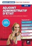 Anne Ducastel et Odile Girault - Adjoint administratif d'Etat - Concours externe, interne, examens professionnels, Catégorie C.