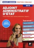 Anne Ducastel et Yolande Ferrandis - Adjoint administratif d'Etat - Concours externe, interne, examens professionnels, catégorie C.